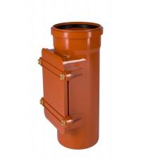 Ревизия ПВХ Ostendorf KGRE 160 для наружной канализации 222600