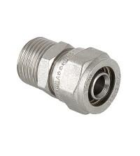 Соединение обжимное VALTEC металлопластиковое 16 х 1/2