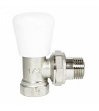Клапан регулирующий для радиатора STI DN15 1/2
