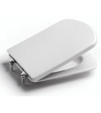Крышка - сиденье Roca Dama Senso быстросъемное микролифт дюропласт ZRU9000041