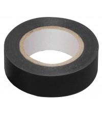Изолента ПВХ 19мм черный (20м)