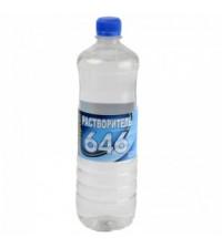 Растворитель 646 (0,9л) ПЭТ