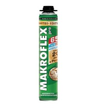 Пена монтажная MAKROFLEX Pro 65 Promo 0,85 л всесезонная 2146686