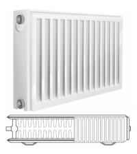 Радиатор Sole РСПО-22 500 * 500 K боковое подключение
