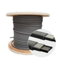Саморегулирующийся греющий кабель SAMREG 16-2 (без защитной оплетки)