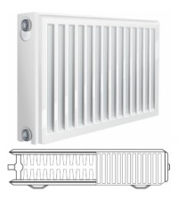 Радиатор Sole РСПО-22 300*1100 K боковое подключение