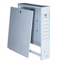 Шкаф коллекторный ШРН-2 размер 651х120х554мм на 6-7 выходов