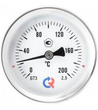 Термометр биметаллический БТ-31.211(0-100С)G1/2.64.2,5