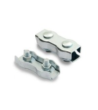 Зажим нержавеющий для тросса 3 мм DOUBLE (сдвоенные) SS304 ACR