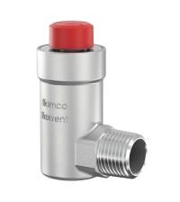 Воздухоотводчик автоматический Flamco Flexvent 1/2 боковое подключение (никель) 27710