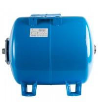 Бак мембранный расширительный STOUT горизонтальный 100 л / 10 бар 1˝ НР STW-0003-000100