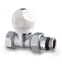 Клапан регулирующий для радиатора прямой TE-SA 1/2