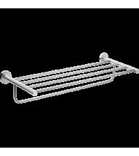 Полка для полотенец Hansgrohe Logis Universal с держателем хром 41720000