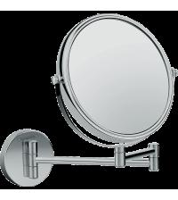 Зеркало косметическое Hansgrohe Logis Universal хром 73561000