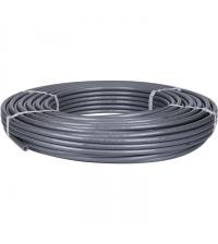Труба из сшитого полиэтилена PEX-a STOUT 16 х 2,2 мм бухта 100 м серая SPX-0001-001622