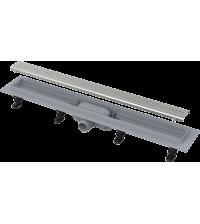 Водоотводящий желоб Alcaplast Simple с порогами для перфорированной решетки APZ9-650M