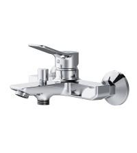 Смеситель для ванны AM.PM X-JOY рычаг излив 164 мм F85A10000