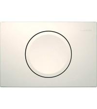 Кнопка смыва Geberit DELTA11 альпийский белый 115.120.11.1