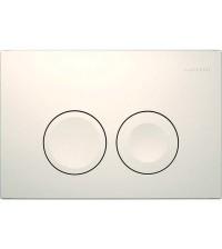Кнопка смыва Geberit DELTA21 альпийский белый 115.125.11.1
