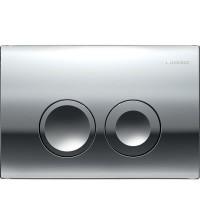 Кнопка смыва Geberit DELTA21 хром 115.125.21.1