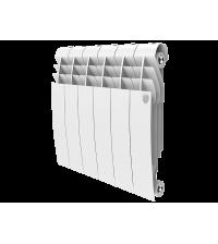 Радиатор биметаллический Royal Thermo BILINER 350 Bianco Traffico 12 секций боковое НС-1197117