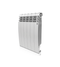 Радиатор биметаллический Royal Thermo BILINER 500 Bianco Traffico 6 секций боковое НС-1176302