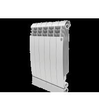 Радиатор биметаллический Royal Thermo BILINER 500 Bianco Traffico 8 секций боковое НС-1176306
