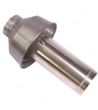 Колпак дымовой Baxi со стабилизатором диаметр 160 мм для Slim 1.400 iN, 1.490 iN