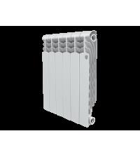 Радиатор литой алюминиевый Royal Thermo REVOLUTION 500 * 4 секции боковое подключение НС-1054825