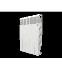 Радиатор литой алюминиевый Royal Thermo REVOLUTION 500 * 6 секций боковое подключение НС-1054823