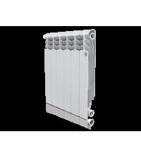 Радиатор биметаллический Royal Thermo REVOLUTION BIMETALL 350 * 4 секции боковое подключение НС-1072194