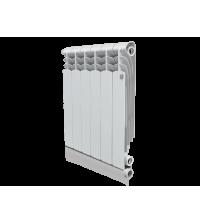 Радиатор биметаллический Royal Thermo REVOLUTION BIMETALL 500 * 8 секций боковое подключение НС-1058967