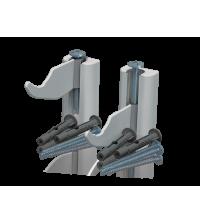 Комплект настенных регулируемых кронштейнов Royal Thermo НС-0084012