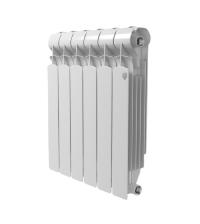 Радиатор биметаллический Royal Thermo INDIGO SUPER + 500 * 6 секций боковое подключение НС-1274305