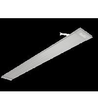 Обогреватель инфракрасный Ballu AP4 1 кВт настенный / потолочный серый BIH-AP4-1.0