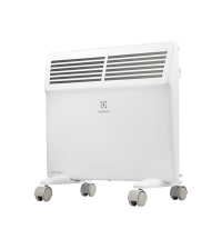 Конвектор электрический Electrolux 1 кВт с механическим блоком управления напольный / настенный ECH/AS-1000 MR