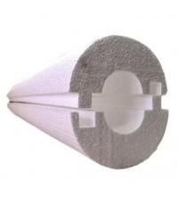 Теплоизоляция из пенополистирола для труб Пенощит 114 * 50 мм 1 м