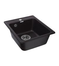 Мойка для кухни GranFest Quarz черный GF-Z17
