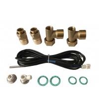 Комплект подключений для приставного бойлера Viessmann Vitocell 100-W 7178349