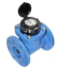 Счетчик холодной воды Декаст СТВХ-80 Ду80 фланцевый турбинный 78-80-01