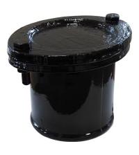 Заглушка чугунная канализационная Универсал 100