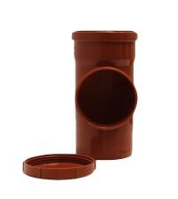 Ревизия полипропиленовый Дигор 110 для наружной канализации