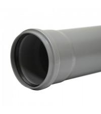 Труба полипропиленовая Дигор 110 * 2,7 * 1000 мм для внутренней канализации 00-00001778