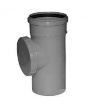 Ревизия полипропиленовая Дигор 110 для внутренней канализации