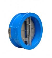 Клапан обратный межфланцевый Ду 100 Ру16 (CI) AquaFix