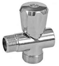 Вентиль для бытовой техники RVC Ду 15 В х 20 Н х 15 В тройник