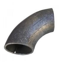 Отвод стальной Ду25 90° шовный